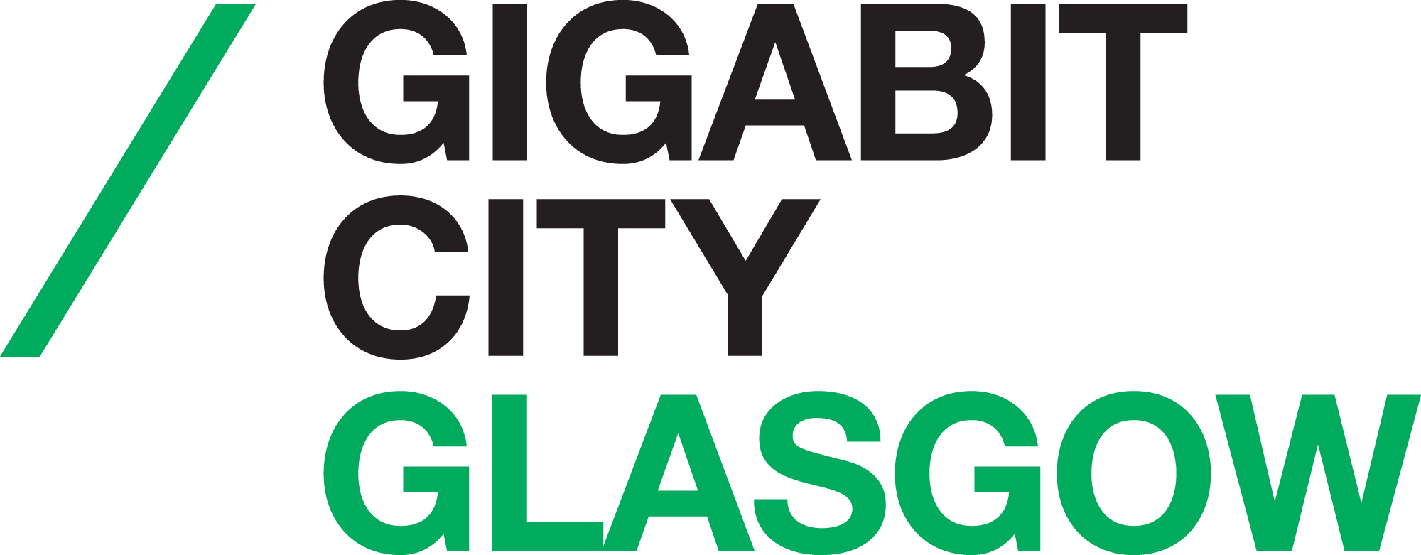 Gigabit City Glasgow logo